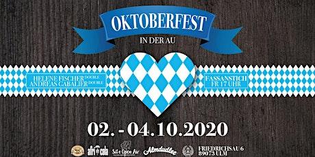 Oktoberfest Ulm Tickets