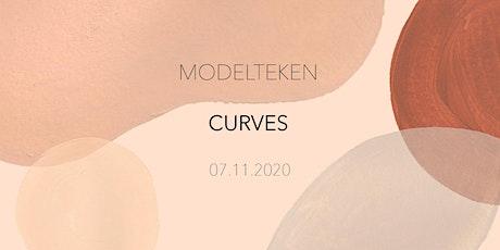 MODELTEKENEN - CURVES tickets
