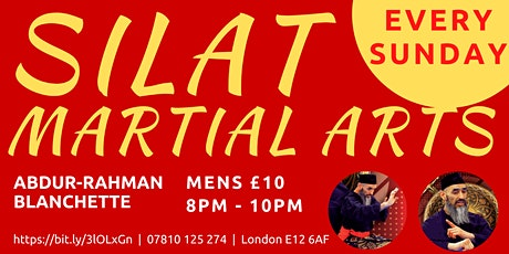 Weekly Silat Martial Arts (East London) tickets
