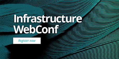 Infrastructure WebConf tickets