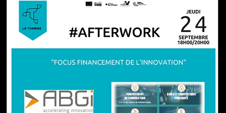 FOCUS FINANCEMENT DE L'INNOVATION #AFTERWORK billets