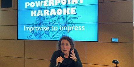 ZIMIHC IMPRO Workshop: Powerpoint karaoke tickets
