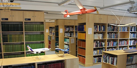Visiting the National Aerospace Library tickets