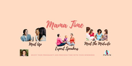 Mama Time - Webinar for Pregnancy and Postpartum tickets