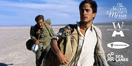 The Motorcycle Diaries -  Seaside Cinema @ Bison Beach Bar, Brighton tickets
