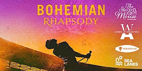 Bohemian Rhapsody - Seaside Cinema @ Bison Beach Bar, Brighton tickets