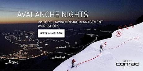 ORTOVOX AVALANCHE NIGHTS | Sport Conrad Garmisch tickets