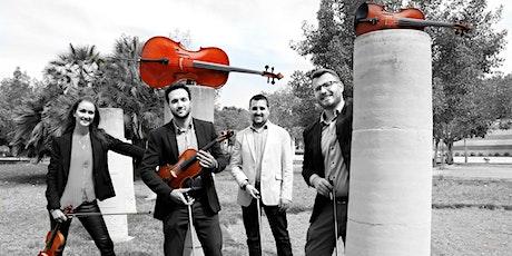 Cuarteto Lucentum CONCIERTO POP -ROCK (CULTURA EN BARRIOS) entradas