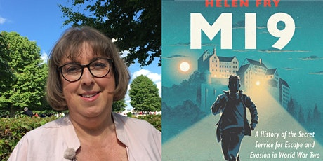 An evening with Helen Fry discussing her new book MI9 tickets