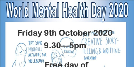World Mental Health Day 2020 tickets
