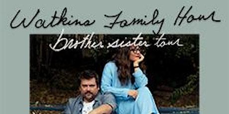Watkins Family Hour tickets