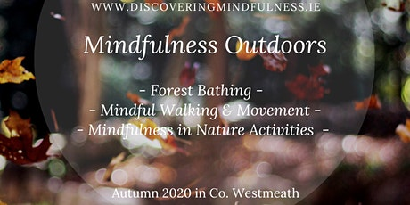 Mindfulness in Nature Walks tickets