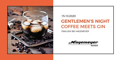 Gentlemen's Night bei Hagemeyer Tickets