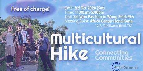 Multicultural Hike tickets
