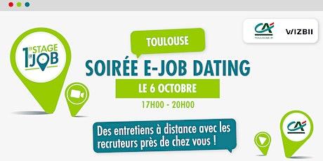E-Job Dating Toulouse : décrochez un emploi dans votre région billets