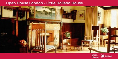 Open House London - Little Holland House