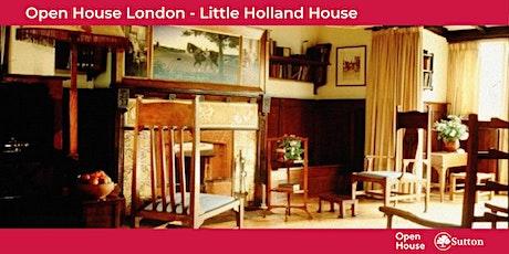 Open House London - Little Holland House tickets