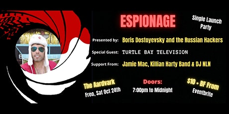 'Espionage' Single Launch tickets
