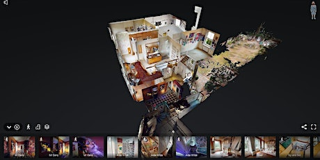disCONNECT HK Programme - 3D VR Tour of disCONNECT LDN by Nicole Schoeni tickets