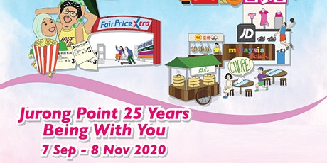 Jurong Point Thanks Shoppers for 25 Great Years with Irresistible Deals