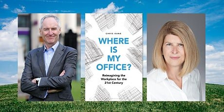 Rethinking the Modern Workplace with Chris Kane and Pilita Clark tickets