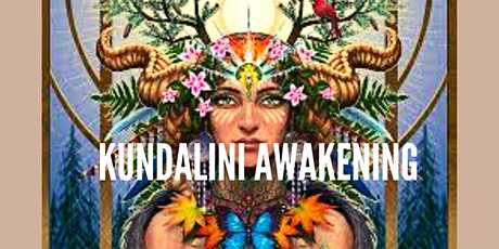 Live Kundalini Awakening with Joy tickets
