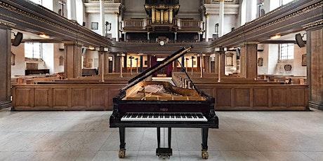 Lunchtime concert: Jean Bernard Marie (piano) tickets