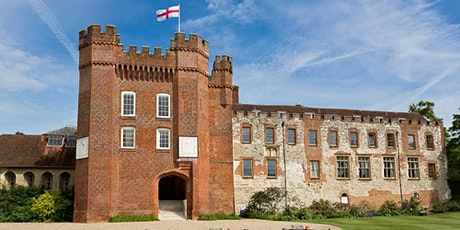 Farnham Castle Guided Tour 14th October 2020, 3pm tickets