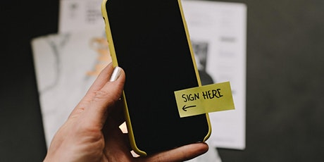 Take the hassle out of manual signatures. Save time and money tickets