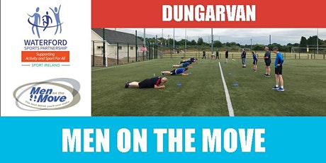 Men on the Move - Dungarvan - November 2020 tickets