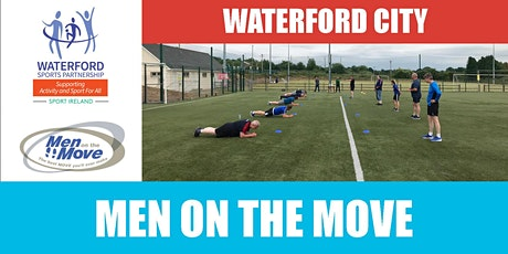 Men on the Move - Waterford - November 2020 tickets