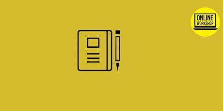 Journaling: Der Weg zu effizientem Selbstcoaching Tickets