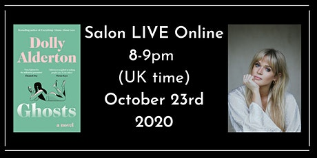 Salon LIVE Online: Dolly Alderton with Damian Barr tickets