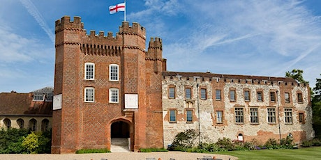 Farnham Castle Guided Tour 21st October 2020, 3pm tickets