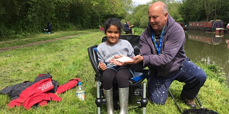 Free Let's Fish! - Northampton - Learn to Fish session tickets
