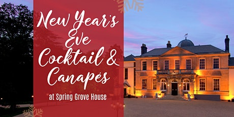 New Year's Eve Cocktail & Canapés Party tickets