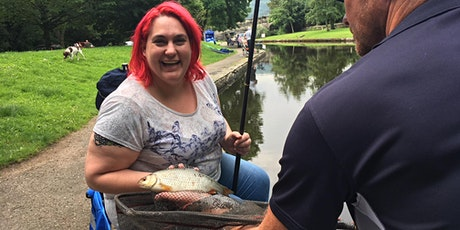 Free Let's Fish! - Liverpool - Learn to Fish session tickets