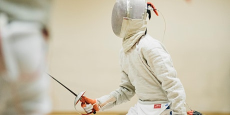 Fencing - Taster session 2 tickets