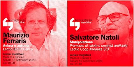 ff20   FERRARIS – NATOLI   Modena, SpazioF biglietti