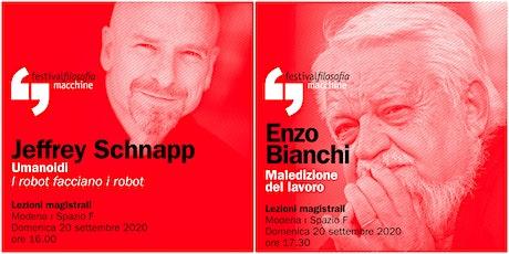 ff20   SCHNAPP - BIANCHI   Modena, SpazioF biglietti