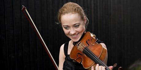 Lunchtime concert: Sabine Sergejeva (violin) and Antonina Suhanova (piano) tickets
