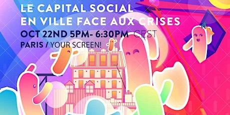 Le capital social en ville face aux crises billets