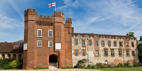Farnham Castle Guided Tour 28th October 2020, 2pm tickets