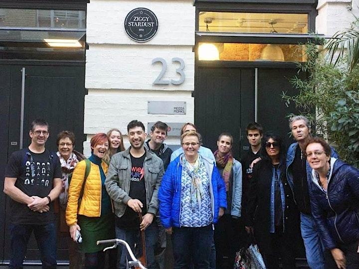 Soho's Original David Bowie Musical Walking Tour image