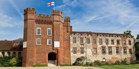 Farnham Castle Guided Tour 28th October 2020, 3pm tickets