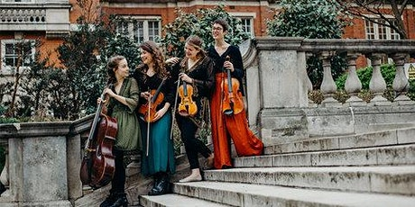 Lunchtime concert: Brompton Quartet plays Beethoven and Fanny Mendelssohn tickets