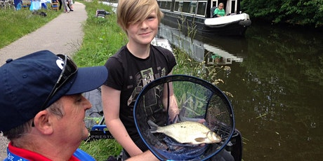 Free Let's Fish! - Stafford - Learn to Fish session tickets