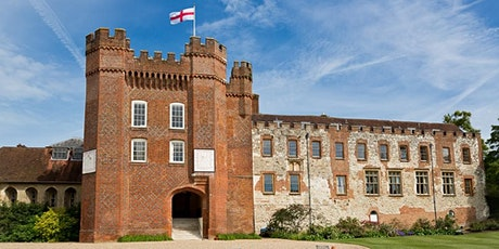 Farnham Castle Guided Tour 4th November 2020, 2pm tickets