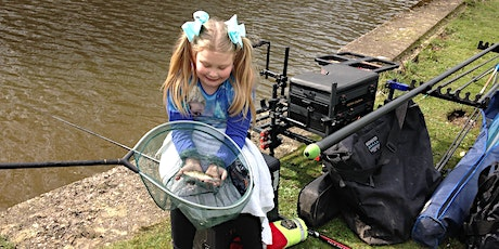 Free Let's Fish! - Nottingham/Beeston - Learn to Fish Sessions tickets