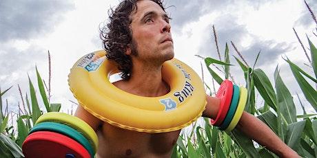 Robinson Crusoe–Reif für die Insel  Eröffnung *SW Festival'20 Tickets